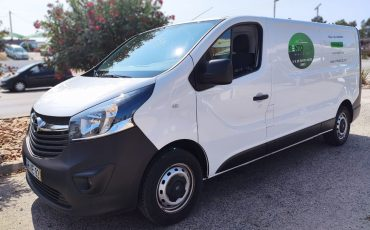 PROMOÇÃO – Comercial Opel Vivaro